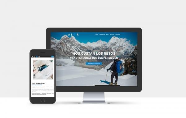 diseño web alor tech